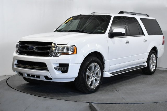 Pre-Owned 2016 Ford Expedition EL Limited