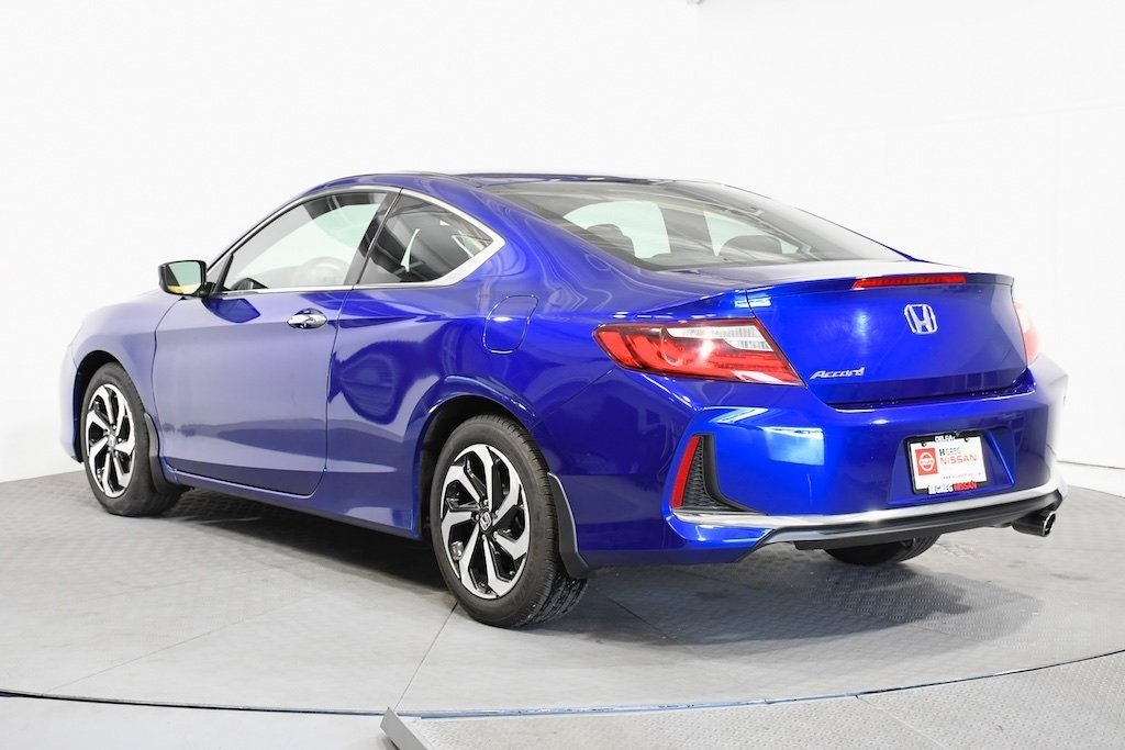 Pre-Owned 2017 Honda Accord Coupe LX-S