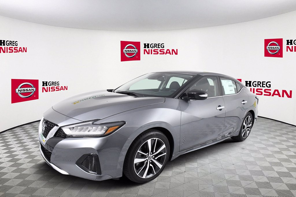 New 2020 Nissan Maxima 3.5 SV With Navigation