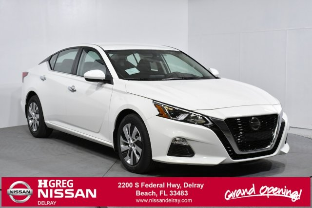 New 2019 Nissan Altima 2.5 S FWD 4dr Car