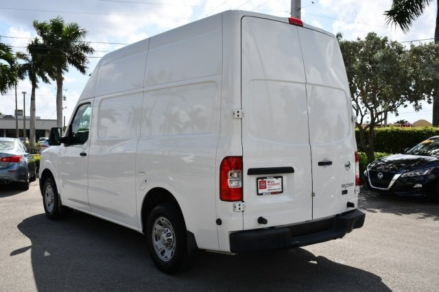 Pre-Owned 2012 Nissan NV S
