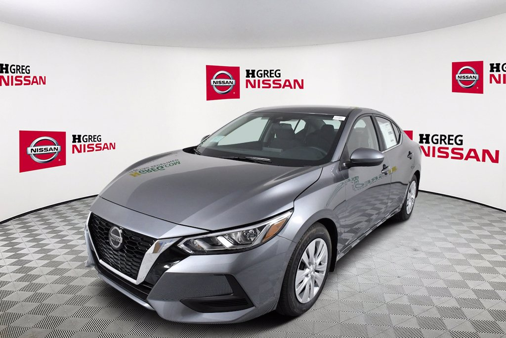 New 2020 Nissan Sentra S FWD 4D Sedan