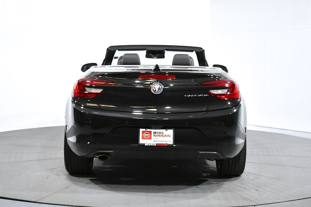 Pre-Owned 2019 Buick Cascada Sport Touring
