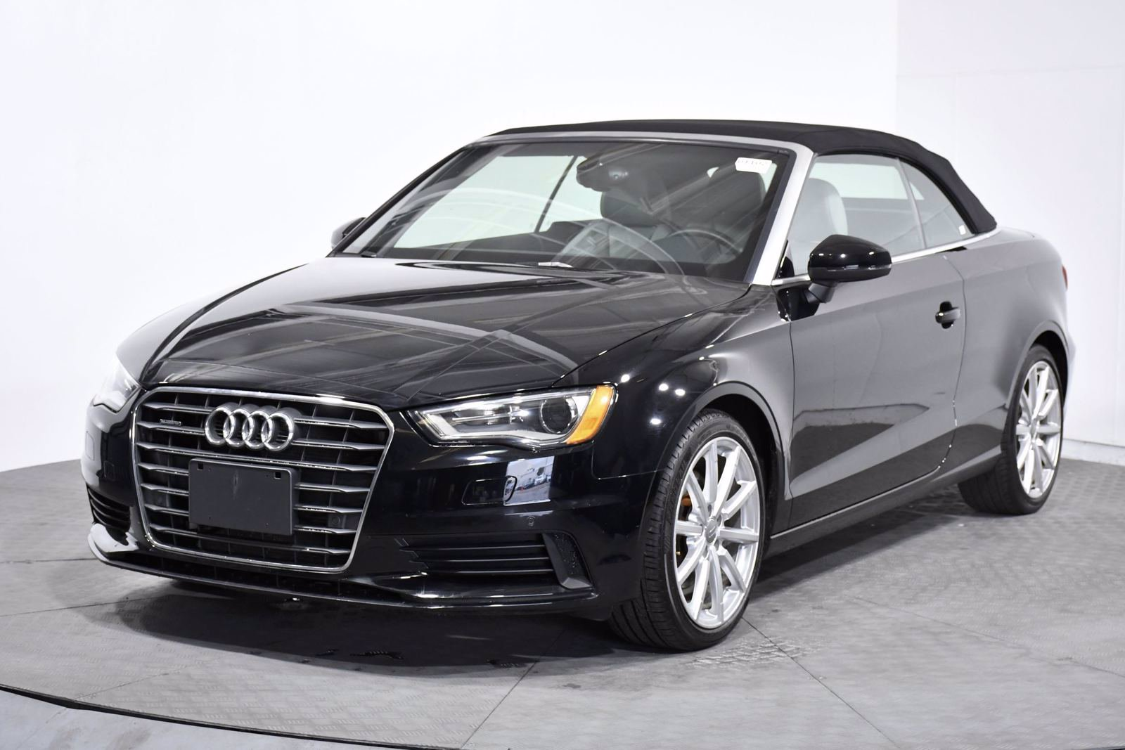 Pre-Owned 2015 Audi A3 2.0T Premium Plus 2D Convertible in ...
