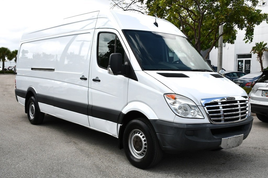 Pre-Owned 2012 Freightliner Sprinter 2500 High Roof