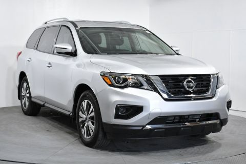 Pre-Owned 2019 Nissan Pathfinder S